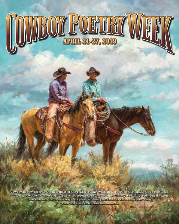 handsome young cowboys on beautiful horses with a blue sky and puffy clouds and wild, wild country